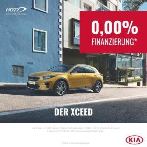 Kia Xceed 0,00 % Finanzierung