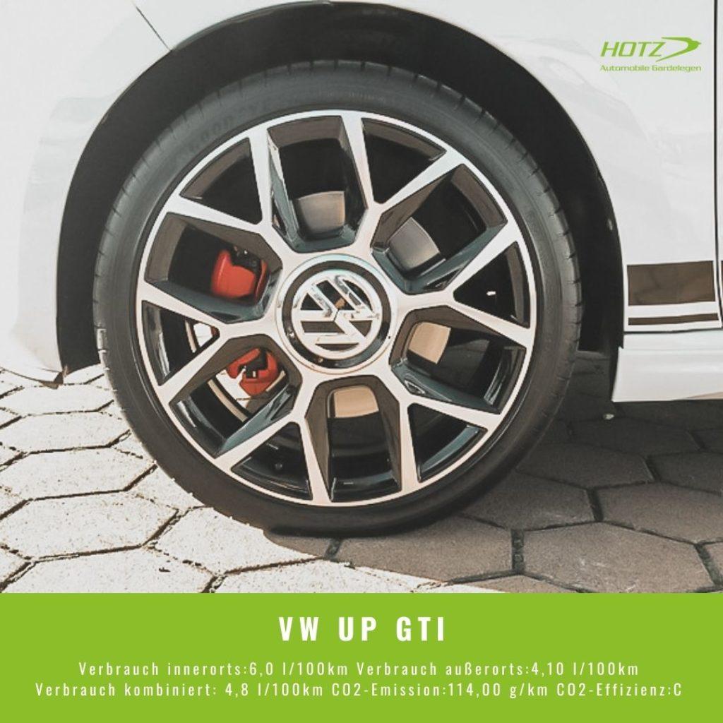 VW UP GTI Felge
